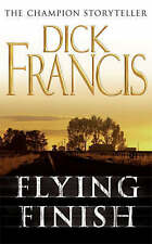 Flying Finish, Francis, Dick, Very Good Book