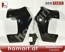 Verkleidung Set Fiberglas schwarz Fairing black Honda XRV 750 RD04 Africa Twin