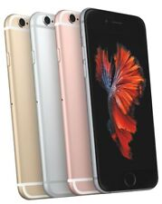 Apple iPhone 6S - 16-32-64-128GB - Fully Unlocked GSM CDMA LTE - Great Condition