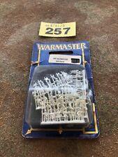 Maestros de guerra 10mm-Fuera de imprenta Nuevo Y En Caja Imperio alabarderos - 257