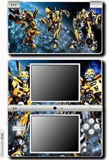Transformers Bumblebee SKIN STICKER NINTENDO DSi #4