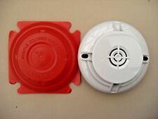 £26.40 Notifier NFXI-OPT Opal Photo-Electronic Smoke Sensor Detector NFX-OPT