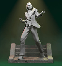 Joker Unpainted Resin Kits Model GK Figurine Statue 3D Print 1/6 30cm New