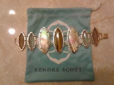 Kendra Scott Sarita Link Statement Bracelet in Bali Rare HTF
