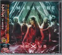 AMARANTHE-THE NEXUS-JAPAN CD BONUS TRACK E75