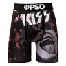 PSD Underwear Kiss Boxer Briefs Mens Boxer Briefs Music No Ride Up High Quality