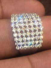 1,81 Cts Runde Brillant Cut Natürlichen Diamanten Ring In Hallmark 18 Karat Gold