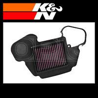 K&N Air Filter Replacement Motorcycle Air Filter for HONDA MSX125-HA - 1313