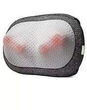 Mynt Cordless Neck Back Massager Shiatsu Rechargeable Massage Pillow New In Box