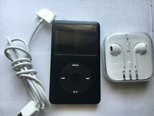 Apple iPod Classic 6th Generation Black 80GB Good Condition (A1238)