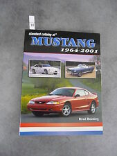 Bowling standard catalog of Mustang Automobile