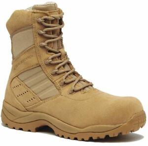 Belleville Tactical Research TR336 Composite Toe Desert Combat Boot RRP$225