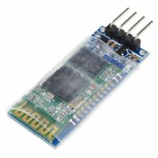 Wireless Serial 4 Pin Bluetooth RF Transceiver Board Module HC-06 RS232 with Bac