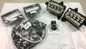 2019-2020 New Gen.Sierra 1500 GM Fog Lamp Light Kit 84822218 W/OUT TASK LIGHTING