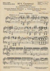 """""""3 Stücke"""" für Salonorchester"""