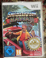 Shakedown Hawaii Nintendo Wii VBlank Exclusive EU PAL Version Brand New