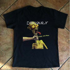 Vintage Dinosaur Jr. Feel The Pain Concert Black Men S-234XL T-shirt AAA089