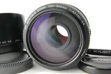 Minolta AF Apo Tele Zoom 100-300mm f/4.5-5.6 Tele Photo SLR for Minolta Sony A