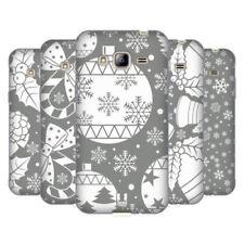 Cover e custodie modello Per Samsung Galaxy J3 argento con un motivo, stampa per cellulari e palmari