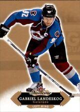 Upper Deck Fleer Showcase - NHL 2016-17 #26 Gabriel Landeskog - Colorado
