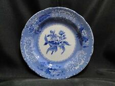 Copeland Spode's Camilla Blue, Floral: Salad Plate (s), 7 5/8""