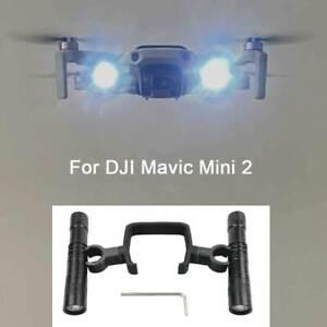 LED Navigation Light Night Flight Searchlight Lamp For DJI Mavic Mini 2 Drone