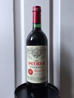 1982 Petrus Pomerol