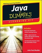 Java eLearning Kit For Dummies-ExLibrary