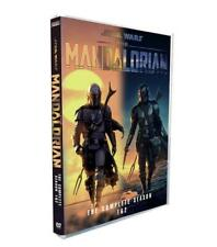 The Mandalorian Season 1-2 ( 4 Dvd )