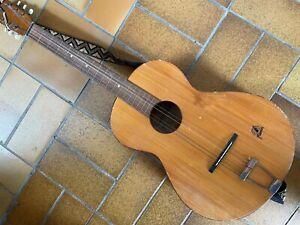 Sehr alte seltene Gitarre FRAMUS Serial No. 24441
