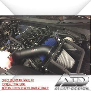 2015-2020 For FORD F150 F-150 5.0L 5.0 XL XLT V8 AF Dynamic COLD AIR INTAKE KIT
