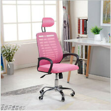 More details for office mesh chair luxury ergonomic adjustable executive high back mesh chairs uk