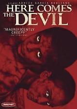 HERE COMES THE DEVIL DVD