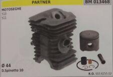 503625502 Cylindre et Piston Complet Scie à Chaîne Partner 510 511 Ø 44