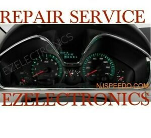 CHEVY TRAVERSE INSTRUMENT CLUSTER REPAIR SERVICE, GMC ACADIA, SATURN OUTLOOK