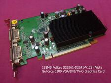NVIDIA 128MB Grafik-& Videokarten auf PCI Express x16