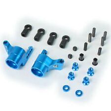 Yeah Racing Tamiya M-05 Rear Aluminum Hub / Knuckle Arm 3 Deg Toe In M05-007D3BU