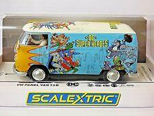 Scalextric Volkswagen Van T1B DC Super Heroes Comics