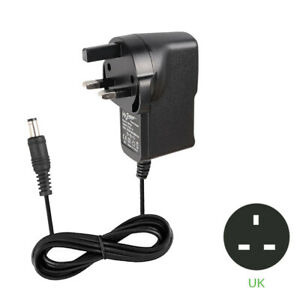 UK 9V Power Supply Adapter For Orange Micro Crush PiX CR3 Guitar Combo Amplifier