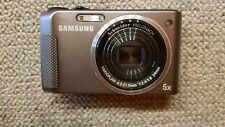 Samsung Smart Camera WB 2000 - 10.2 MEGA Pixels - silbergrau