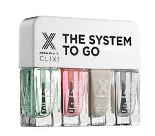 Formula X The System to Go, Thrilling - 4 x 0.1 oz - Cloud Gray, NEW, SEALED