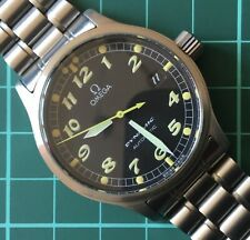 OMEGA DYNAMIC III 5203 AUTOMATIC MENS VINTAGE COLLECTOR WATCH - REVISED