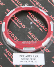 MODQUAD DASH BEZEL RED RZR-BEZ-RD