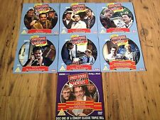 ONLY FOOLS and HORSES Complete First 1 Series 7x Episodes 6x DVDs + Bonus DVD