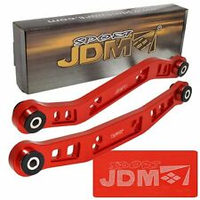 90-93 Accord 2 4 Door CB7 Rear Lower Control Arm Replacement Jdm Style Red New