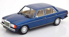 MB Mercedes Benz 280 E / W123 - 1977 - bluemetallic - KK 1:18