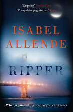 Ripper by Isabel Allende Paperback Book CLEARANCE STOCK
