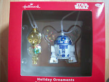 Star Wars R2D2 & C3PO Hallmark Christmas Ornament