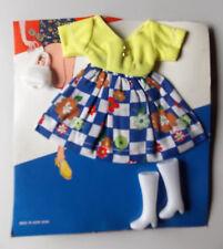 """VINTAGE - abbigliamento - Barbie clone doll completo - 60er Jahre per 11,5 """""""