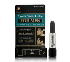 Cover Your Gray for Men stick-black 0.15 oz